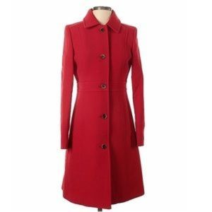 J.Crew Italian wool lady day coat with Thinsulate®